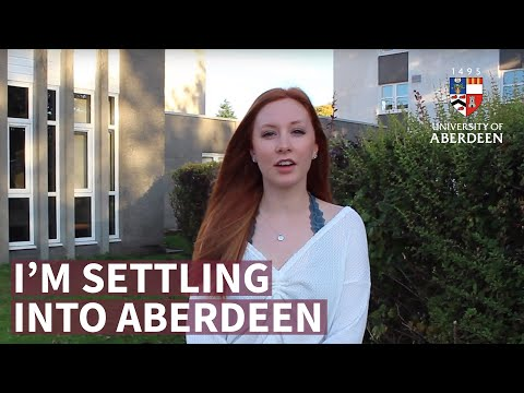 I'm Settling Into Aberdeen | Emma ZenZen | Student Vlog