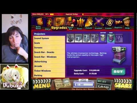 Let´s Play Cinema Tycoon 2 *RETRO* from YouTube · High Definition · Duration:  31 minutes 36 seconds  · 900 views · uploaded on 12/25/2013 · uploaded by YouGames