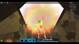 ROBLOX FLOOD ESCAPE 2 UNLIMITED JUMP 2018
