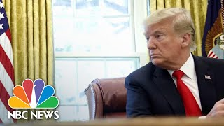 Nbc news' simone boyce takes an in-depth look at the possible outcomes for election day if president trump were to lose and refuse concede, i...