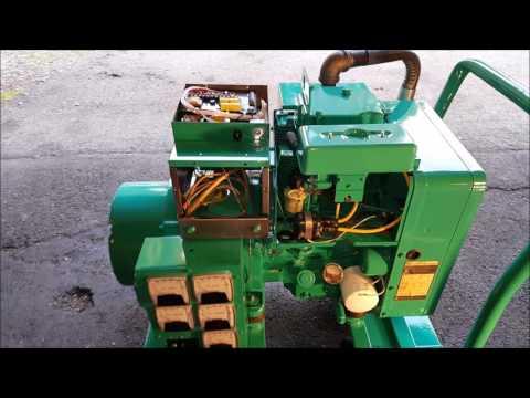 Onan 7.5 JB Exhaust Fabrication