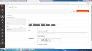 Create Smart Form Builder Magento 2 extension by rubysofts