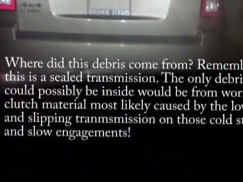 Nice Tundra! Bad Transmission! Slow engagement cold  READ THE DESCRIPTION!