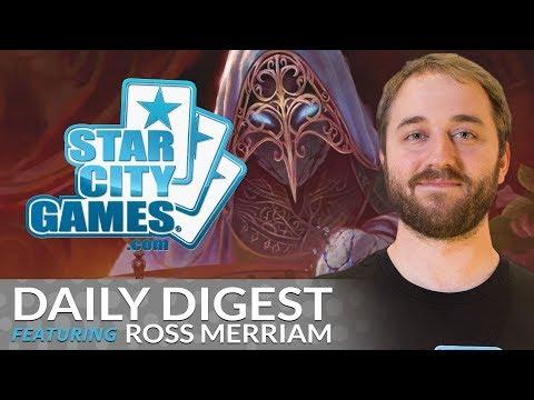 Daily Digest: U/B Midrange with Ross Merriam [Standard]