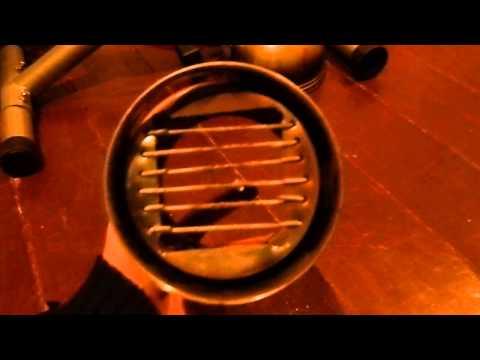 видео: Походная печь с турбиной своими руками. Подробный обзор