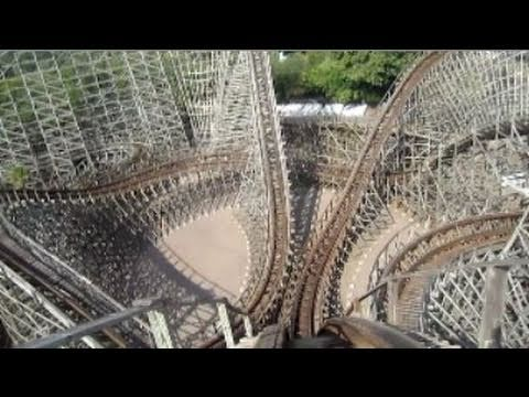 Gwazi (Tiger) Front Seat on-ride HD POV Busch Gardens Tampa