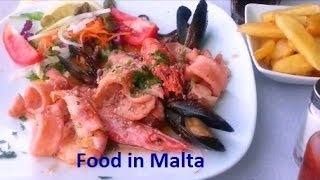 Food In Malta