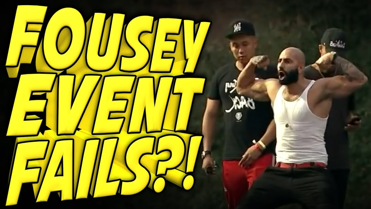 Reality of dating fousey tube prank