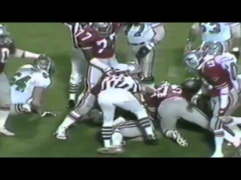"1984: ""USFL The Big Plays"" on ESPN -  Week 10 Game Highlights"