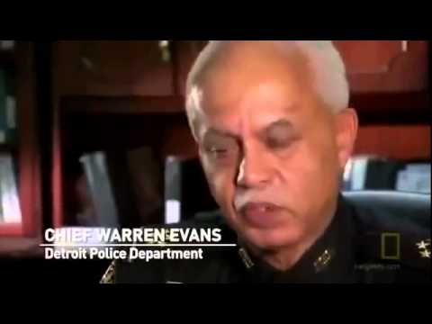 Detroit bankruptcy Documentary on Crime Gangs, drug dealers, decline of the economy