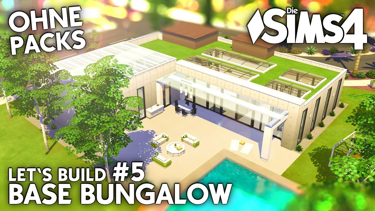 Finale Community Projekt Die Sims Haus Bauen Ohne Packs Base - Minecraft schones haus bauen youtube