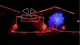 "2011 Halloween Light Show: ""Dead Man"