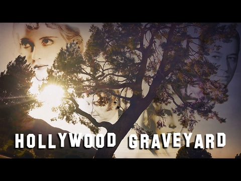 FAMOUS GRAVE TOUR - Forest Lawn Hollywood #1 (Bette Davis