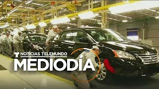 Noticias Telemundo Mediodía, 10 de diciembre 2019 | Noticias Telemundo