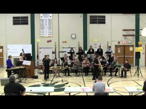 Vamoose Your Caboose - Harlan Community Middle School Jazz Band