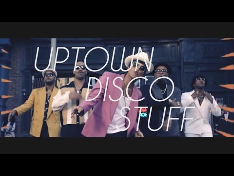 Robin Skouteris - Uptown Disco Stuff! (Bruno Mars + 7 Artists Disco Mashup)