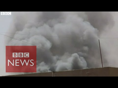 Islamic State 'seizes Iraqi city of Ramadi' - BBC News