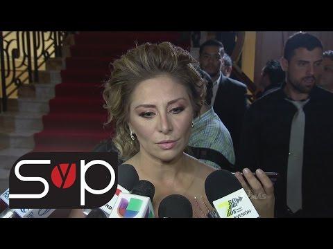 Cristina Eustace ataca de nuevo a Loaiza: se divierte mucho