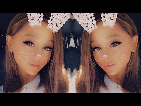 Ariana Grande CUTS Iconic Ponytail!