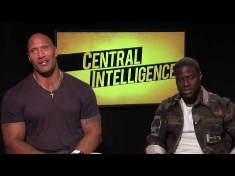 Central Intelligence Dwayne Johnson & Kevin Hart Interview