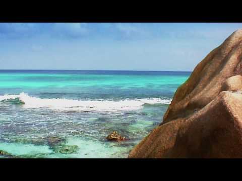 Grand Anse beach, La Digue Seychelles