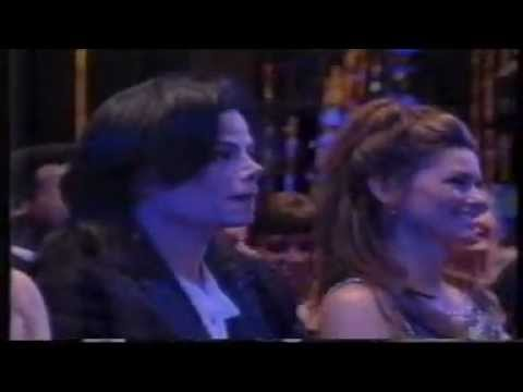 Michael Jackson Live, 1996 World Music Awards, Awards Acceptance, Diana Ross Live