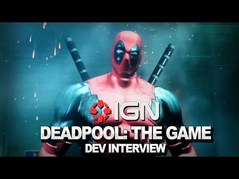 Deadpool - Lead Designer Breaks Down The Game