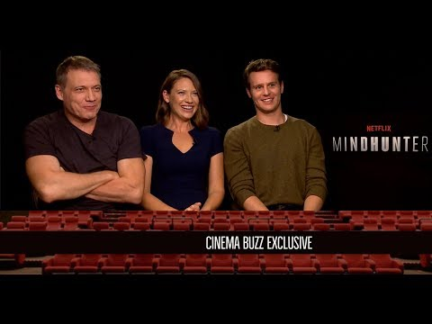 Holt McCallany, Anna Torv, & Jonathan Groff on Mind Hunter