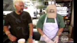 Diners Drive Ins And Dives Tune Up Cafe' Santa Fe