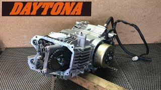 Upgrade Daytona Anima 190cc into 212cc