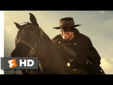 The Legend of Zorro (2005) - Good Boy Scene (7/10) | Movieclips