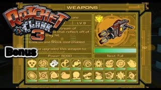 Lets Play Ratchet & Clank 3 Up Your Arsenal Bonus