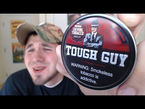 Tough Guy Chew Cinnamon Review - YouTube