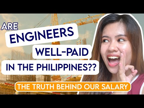 UP TO PHP 300K ✨SALARY OF A CIVIL ENGINEER IN THE PH (VLOG 2 | ENGINEER BAM)