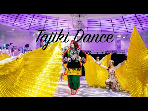 Tajiki/Afghani Dance - Wedding Entrance Fahim Tanweer & Parnian 2020 Part 1 Tanweer Videos