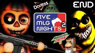 FIVE MLG NIGHTS 2 - ENDING - GET SET TO GET SHREKT!