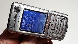 nokia N70 ретро телефон из Германии чистый фин