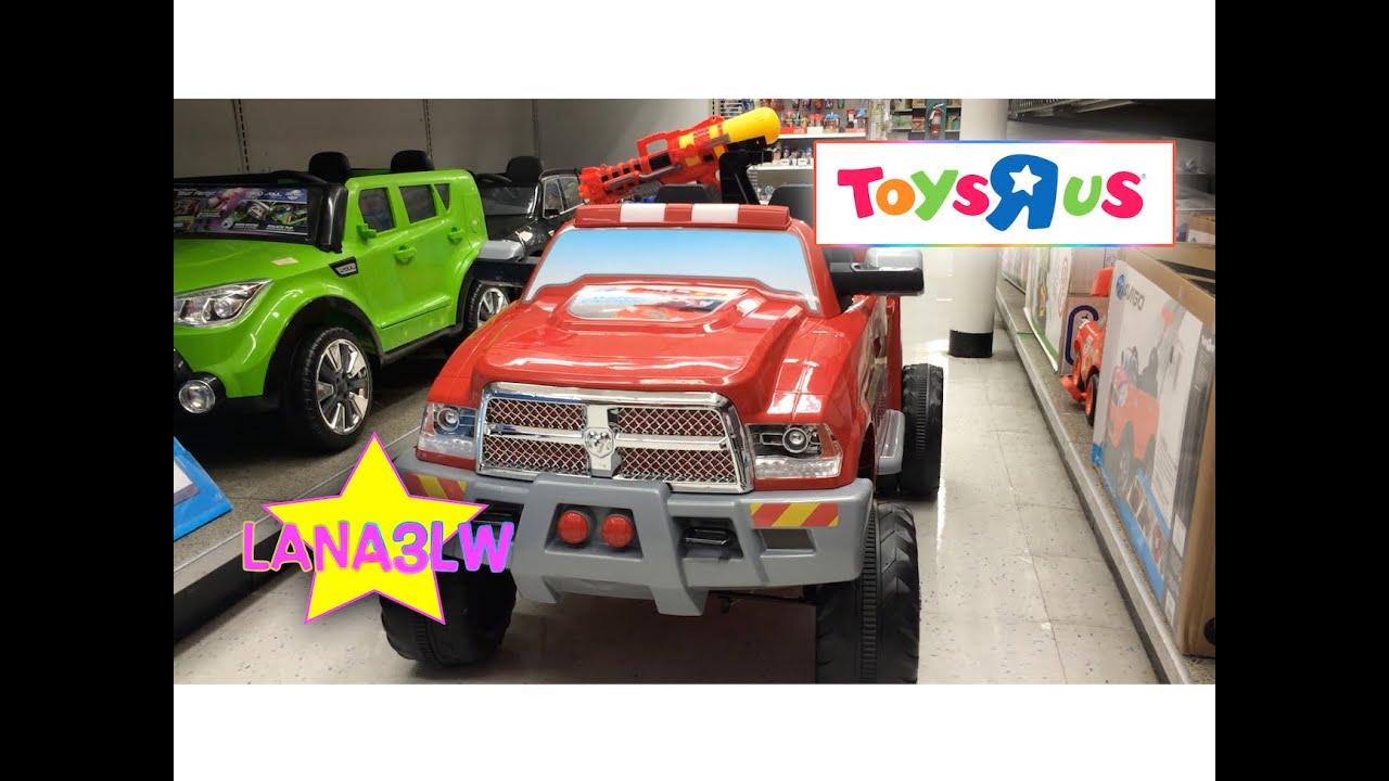 Best Popular Kids Avigo Ram 3500 Fire Truck Ride On