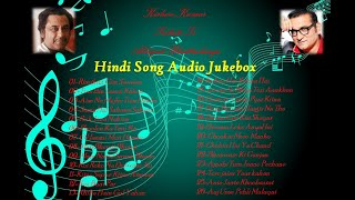 Abhijeet  tribute to Kishore Kumar   / hindi audio jukebox/Abhijeet tribute to kishore