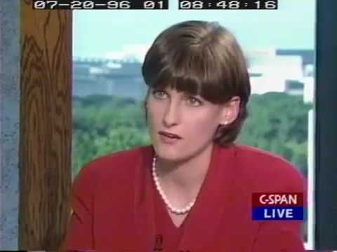 Peter Thiel - Interview 1996 [C-span]