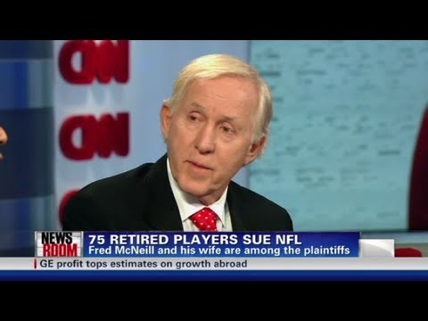 CNN: Fran Tarkenton on plight of retired players