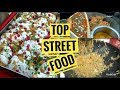 Famous Food Streets of Chandigarh II Best Street Food of Chandigarh