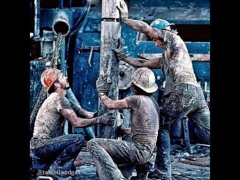 ЖЕСТЬ зажало руку в ключе на буровой и другое. Подборка аварий и происшествий в нефтянке.Часть 9