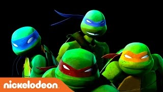 teenage mutant ninja turtles   literal theme song   nick