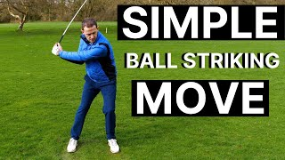 Effortless Golf Swing - How to transfer your weight in the GOLF SWING