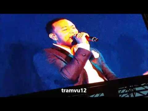 [FAN CAM] John Legend Full Concert Darkness And Light Tour 170617