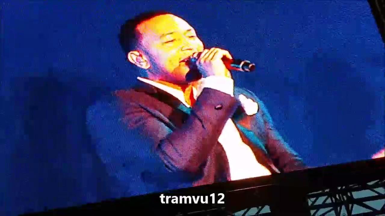 Download [FAN CAM] John Legend Full Concert Darkness and Light Tour 170617