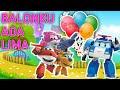 Balonku Ada Lima Super Wings Dan Robocar Poli Bernyanyi Bersama Lagu Anak Indonesia  Mp3 - Mp4 Download