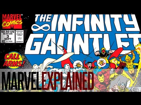 The Infinity Gauntlet - 3 of 8 - Preparations For War
