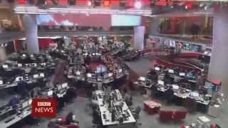 BBC News Countdown 2013 - Headlines (Only Music)